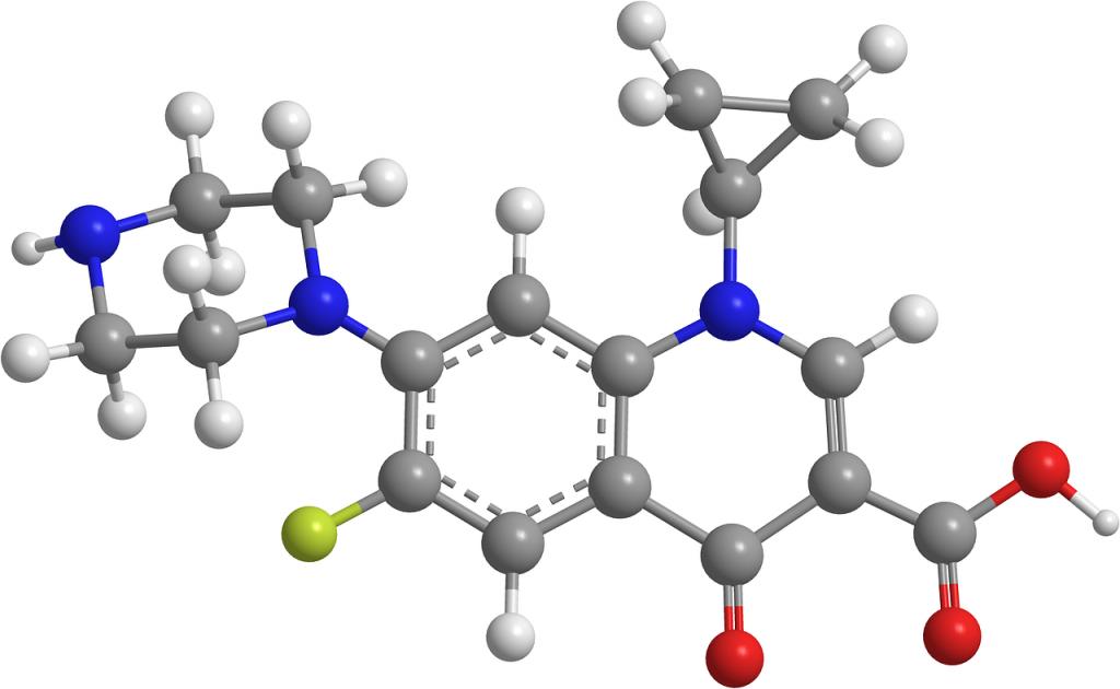 ciprofloxacino 5