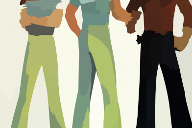 Calça Pantalona: Como usar, Preta, Branca e Estampada! 