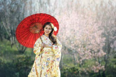 Kimono: Como usar, Preto e Floral