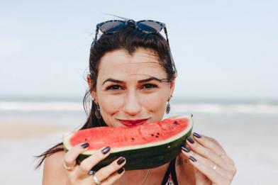 Melancia: Benefícios surpreendentes para a saúde!