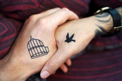 Tatuagens femininas: Delicadas e Simbologia!