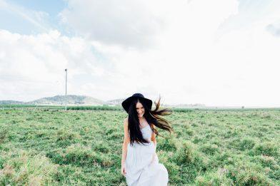 Vestido Branco: Longo, de Renda e Midi!